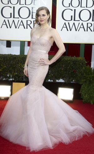 Amy Adams 70th Annual Golden Globe Awards Los Angeles Jan 2013