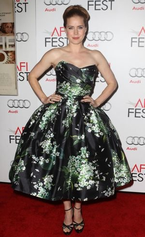 Amy Adams AFI Fest On The Road screening Los Angeles Nov 2012