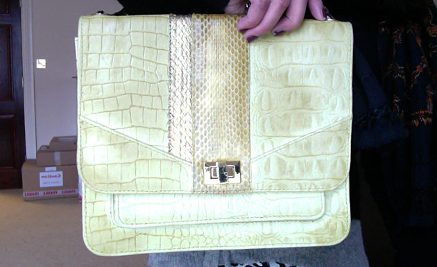 Angel Jackson handbag clutch - forum buys