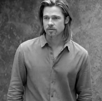 That Awful Brad Pitt No 5 Ad Was A Huge Success For