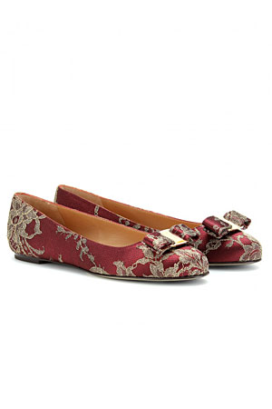 Salvatore Ferragamo flats - forum buys