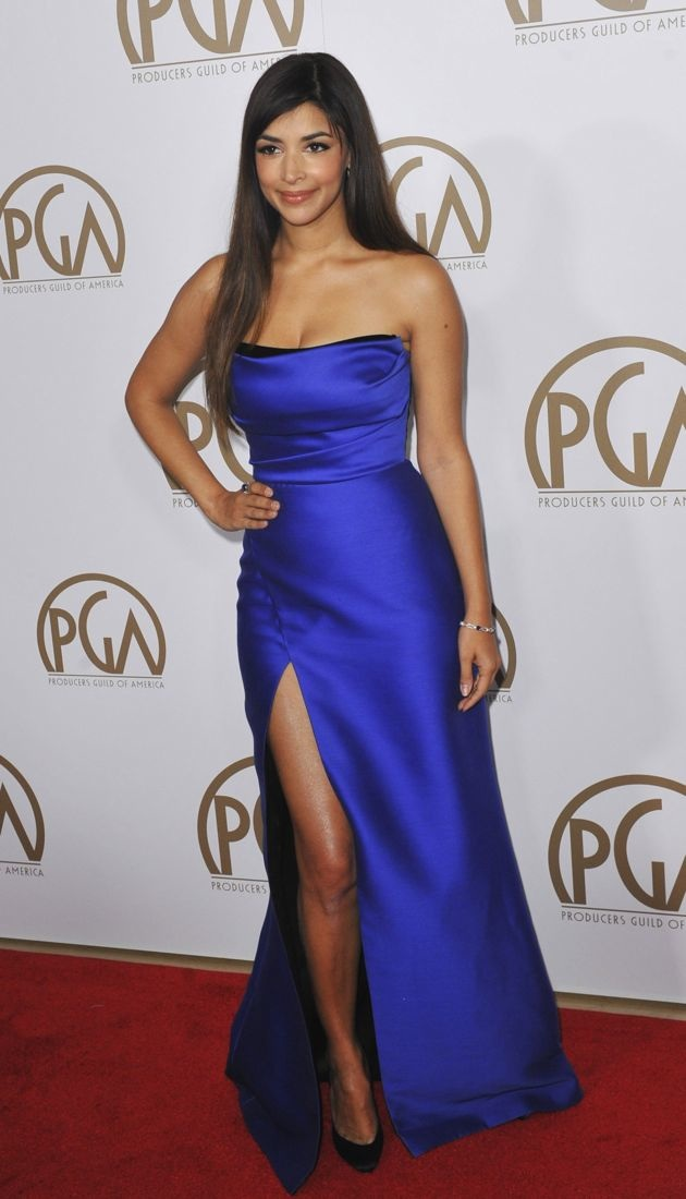 Hannah Simone 2013 Producers Guild Awards Los Angeles