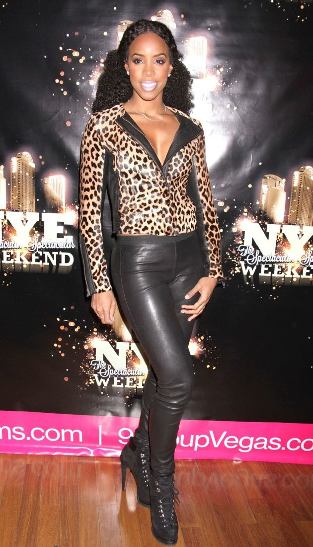 Kelly Rowland New Years Eve Weekend Kickoff at Palms Casino Resort Las Vegas