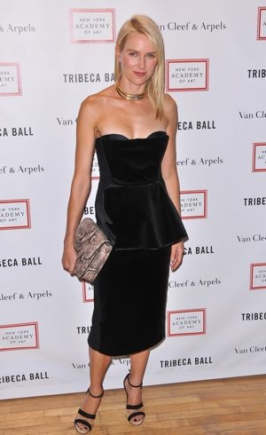 Naomi Watts Tribeca Ball 2012 New York City April 2012