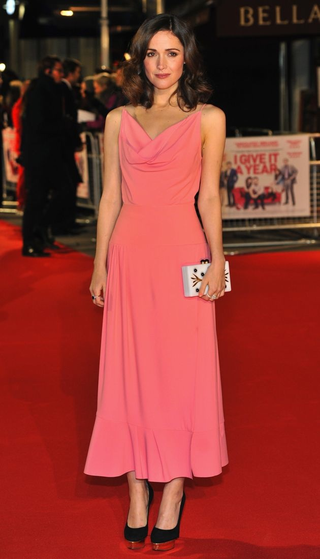 Rose Byrne I Give It a Year Premiere London