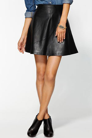 Tinley Road vegan leather skirt - forum buys