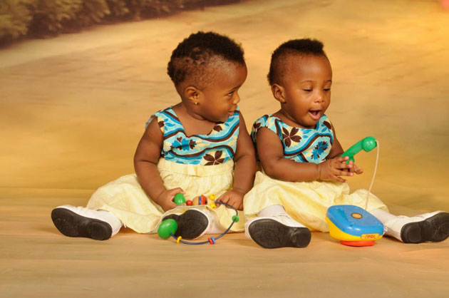 children wearing pieces from the Eguana Kampala kids line