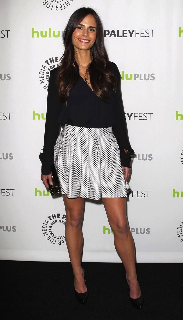 Jordana Brewster 2013 PaleyFest Panel for Dallas Los Angeles