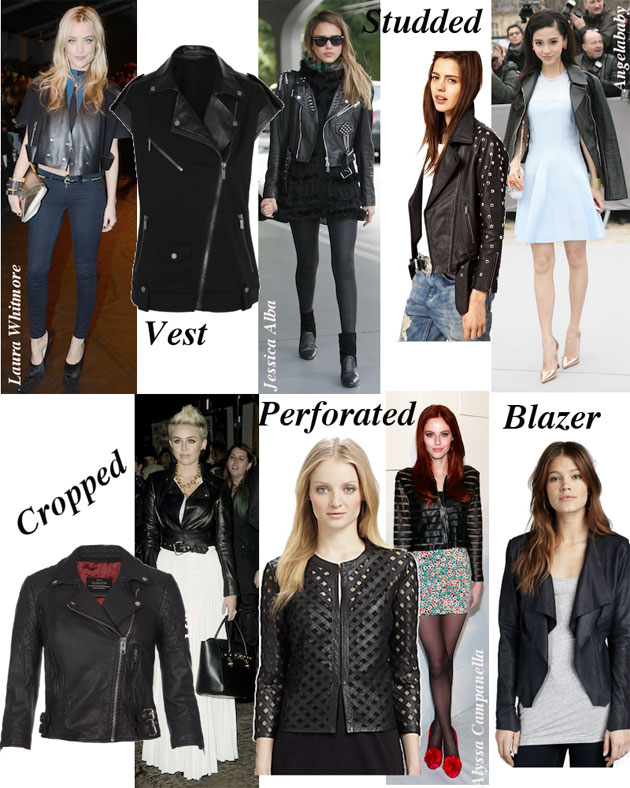 types involving punk fashion