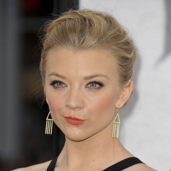 Go Coral For Spring Like Natalie Dormer Thefashionspot