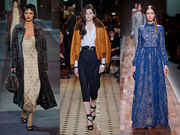 PFW Fall 2013 Hits: Louis Vuitton, Hermes, Valentino