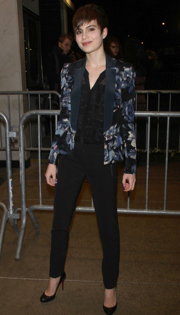 Sami Gayle Premiere of Girl Rising New York City
